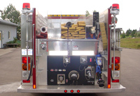 Whispering Pines Volunteer Fire Department
